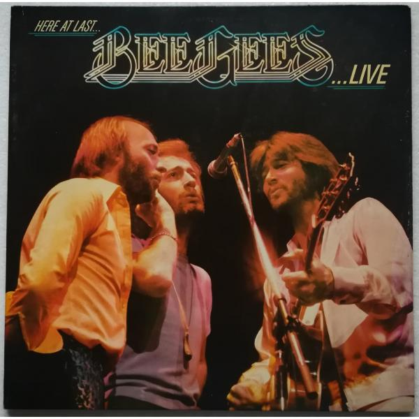 Bee Gees - Here At Last... Live (reissue, 2 LP)