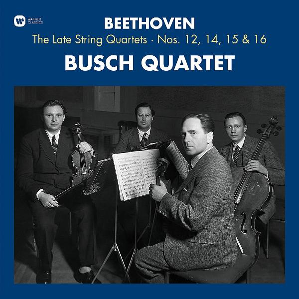 Beethoven - Beethoven: The Late String Quartets (180 Gr, 3 LP)