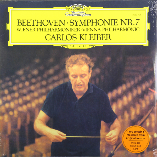 Beethoven Beethoven - Symphony No.7 (180 Gr) beethoven symphony no 5 nce