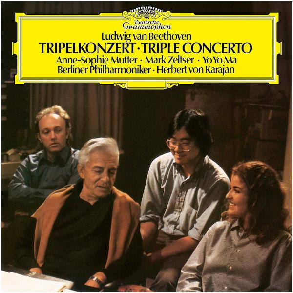Beethoven - Triple Concerto In C Major