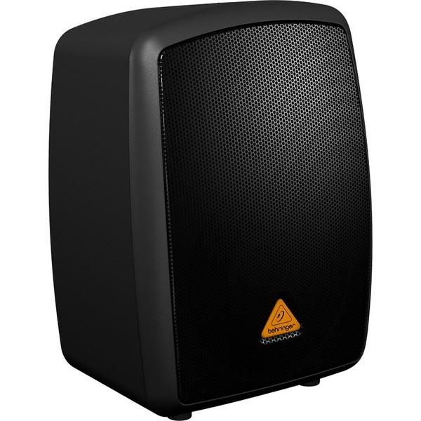 Профессиональная активная акустика Behringer EUROPORT MPA40BT Black профессиональная активная акустика eurosound esm 15bi m