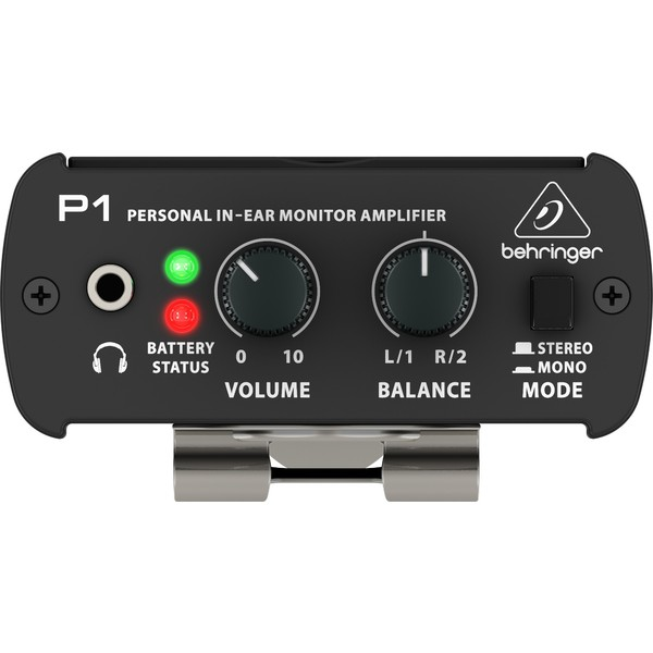 Система персонального мониторинга Behringer P1 1pc used plc 1746 p1