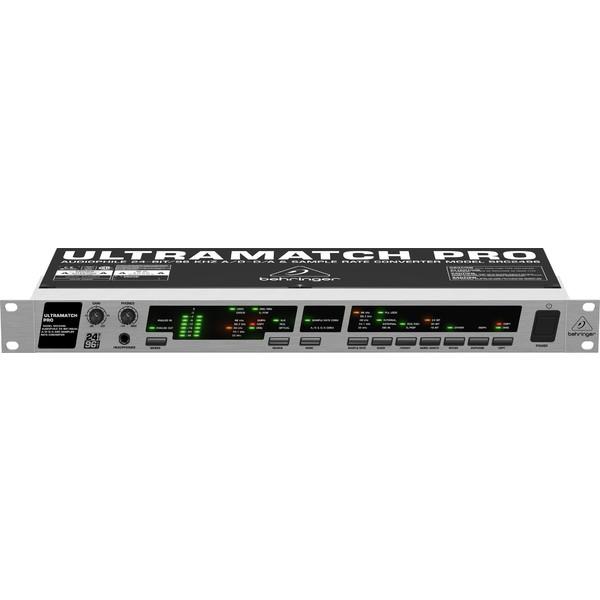Контроллер/Аудиопроцессор Behringer Аудиоконвертер  SRC2496 ULTRAMATCH PRO контроллер аудиопроцессор behringer кроссовер cx3400 super x pro