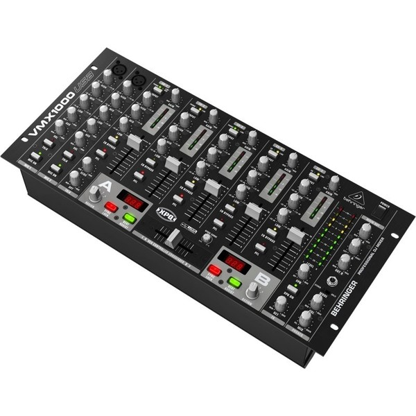 DJ микшерный пульт Behringer VMX1000USB микшер с усилением behringer pmp4000