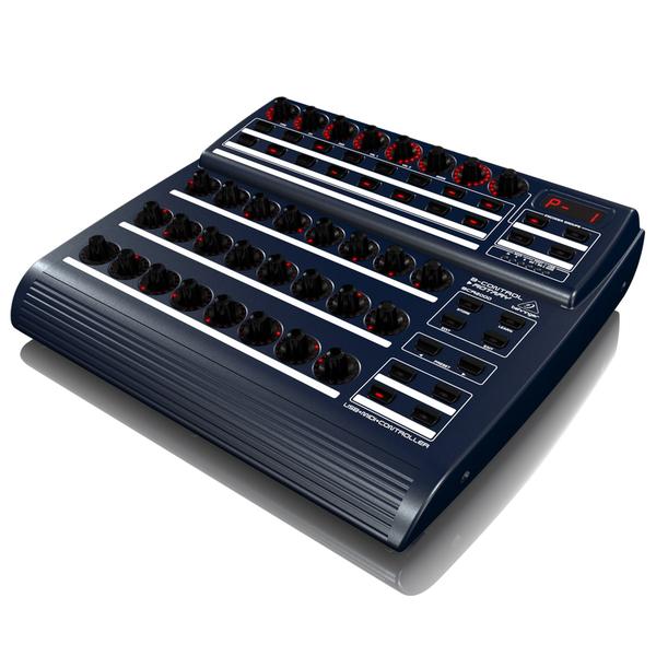 MIDI-контроллер Behringer B-CONTROL ROTARY BCR2000 (уценённый товар) rotary encoder noc 01 2mc
