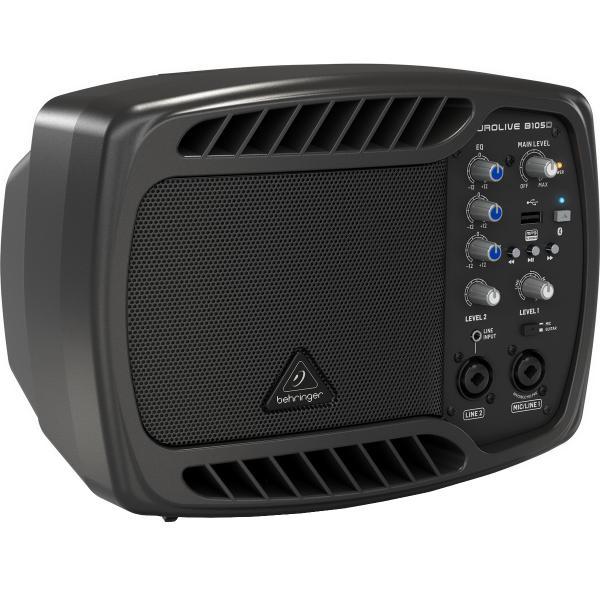 Профессиональная активная акустика Behringer B105D