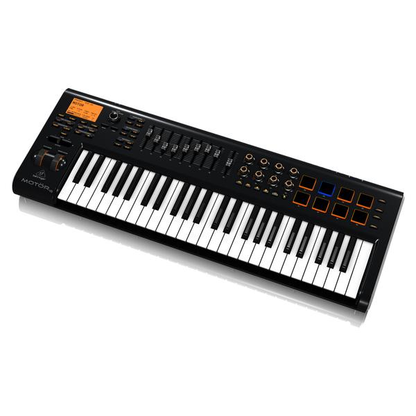 MIDI-клавиатура Behringer MOTOR 49 цена и фото
