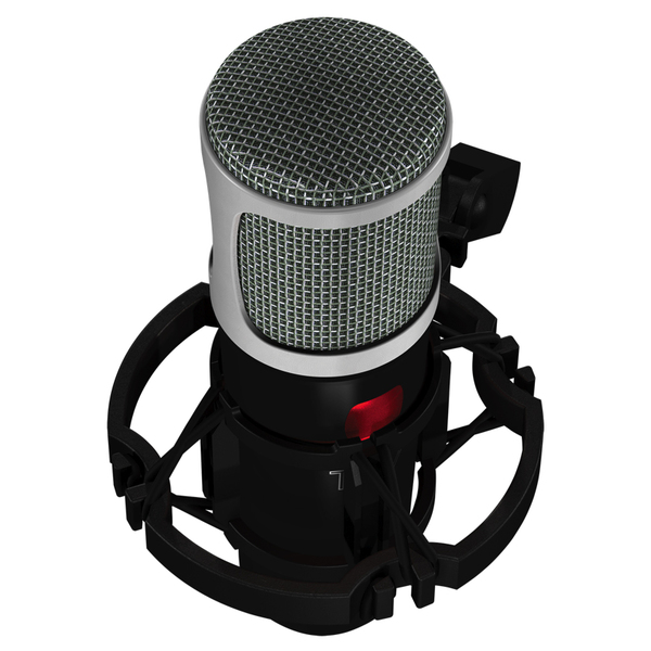 Студийный микрофон Behringer T-47 TUBE CONDENSER MICROPHONE bm800 recording dynamic condenser microphone with shock mount