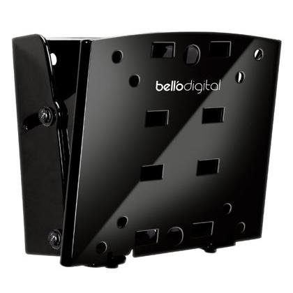 Кронштейн для телевизора Bello 7420 Black (уценённый товар) полочная акустика kef c3 black уценённый товар