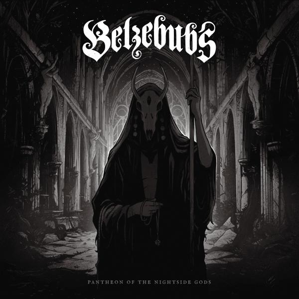 Belzebubs - Pantheon Of The Nightside Gods (lp+cd)