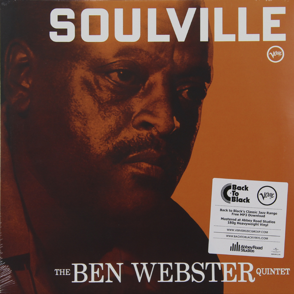 Ben Webster Ben Webster - Soulville (180 Gr) webster s new worldtm portable large print dictionary
