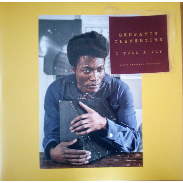 Benjamin Clementine Benjamin Clementine - I Tell A Fly (2 LP) what i couldn t tell you
