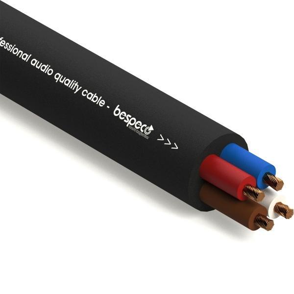 Фото - Кабель акустический в нарезку Bespeco B/FLEX425 кабель vention vaa b 01 l 150