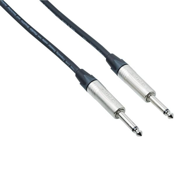 Фото - Кабель гитарный Bespeco NC1000 10 m (прямой/прямой) кабель гитарный bespeco nc300 3 m прямой прямой