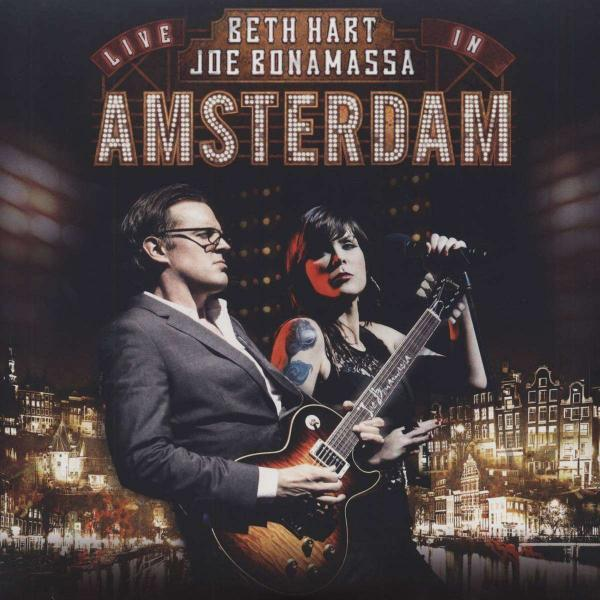 Beth Hart Joe Bonamassa Beth Hart Joe Bonamassa - Live In Amsterdam (3 LP)