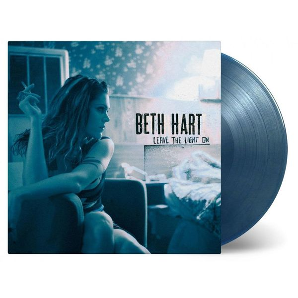 Beth Hart Beth Hart - Leave The Light On (2 Lp, Colour) 25 postcards to colour on holiday