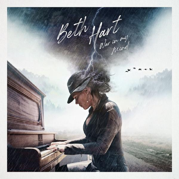 Beth Hart - War In My Mind (2 Lp, Colour)