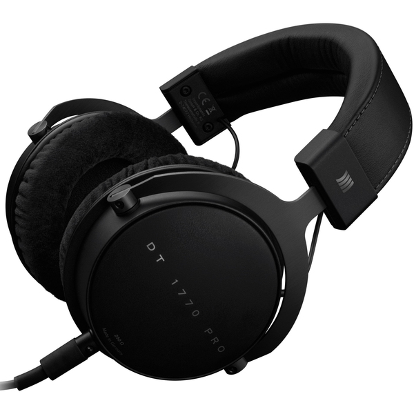 Охватывающие наушники Beyerdynamic DT1770 PRO 250 Ohm Black beyerdynamic dt 990 pro 250 ohm hi fi headphones professional studio headsets open back headband headpones made in germany