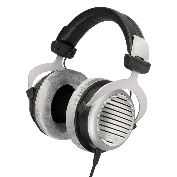 Охватывающие наушники Beyerdynamic DT990 250 Ohm Black/Silver beyerdynamic dt 990 pro 250 ohm hi fi headphones professional studio headsets open back headband headpones made in germany