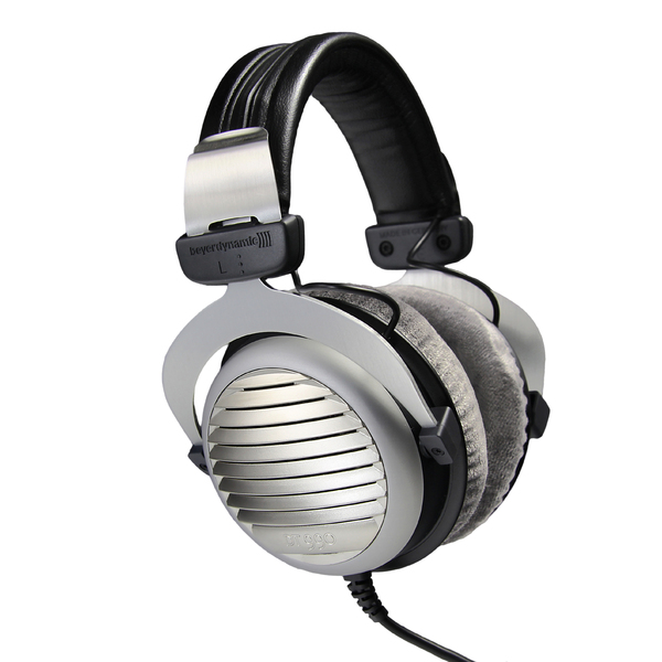 Охватывающие наушники Beyerdynamic DT990 600 Ohm Black/Silver 500pcs 0805 6k8 6 8k ohm 5