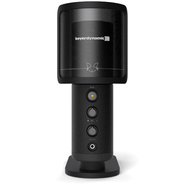 USB микрофон Beyerdynamic FOX микрофон blue microphones yeti usb