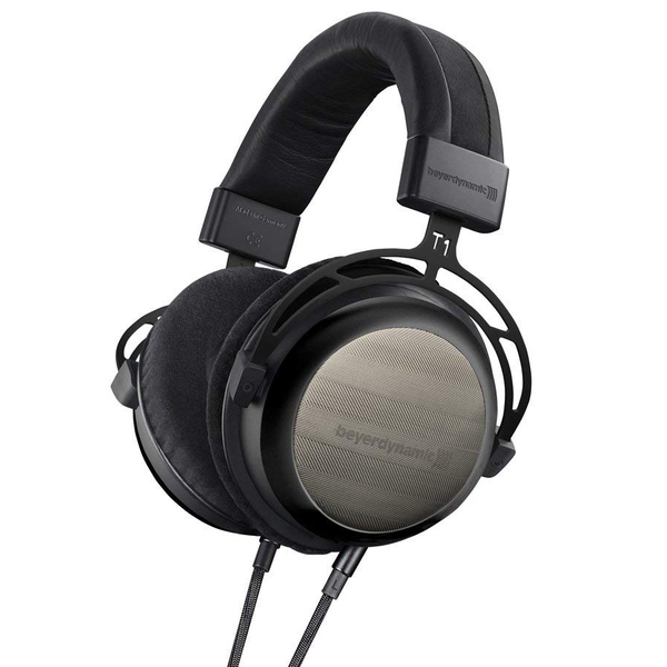 Охватывающие наушники Beyerdynamic T1 2nd Generation Black activ t1 sport black 88252
