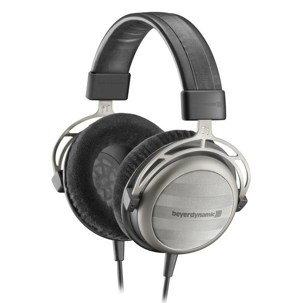 Охватывающие наушники Beyerdynamic T1 2nd Generation Silver beyerdynamic mmx 102 ie