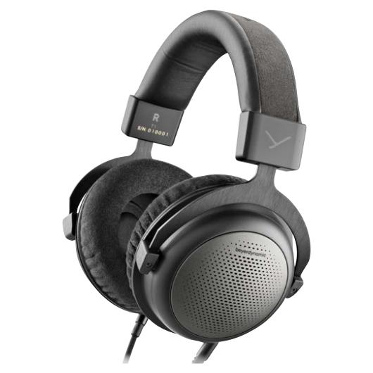 Охватывающие наушники Beyerdynamic T1 3nd Generation Black/Silver