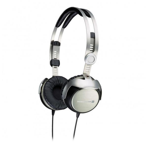 цена на Накладные наушники Beyerdynamic T51i Silver/Black