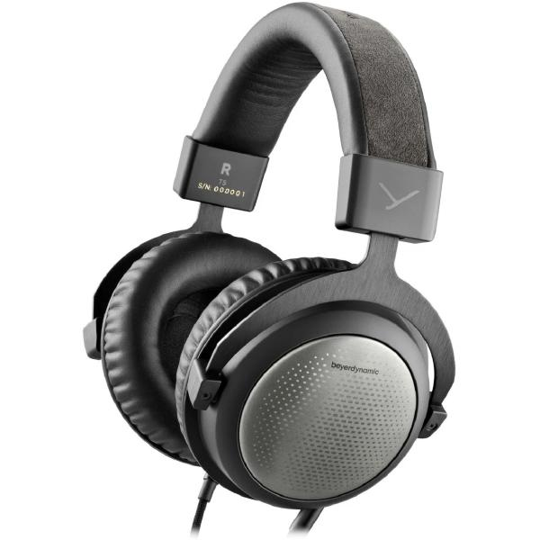 Охватывающие наушники Beyerdynamic T5 3nd Generation Black/Silver