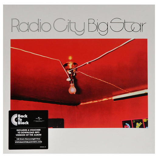 Big Star Big Star - Radio City нож borner ideal сырный длина лезвия 15 см