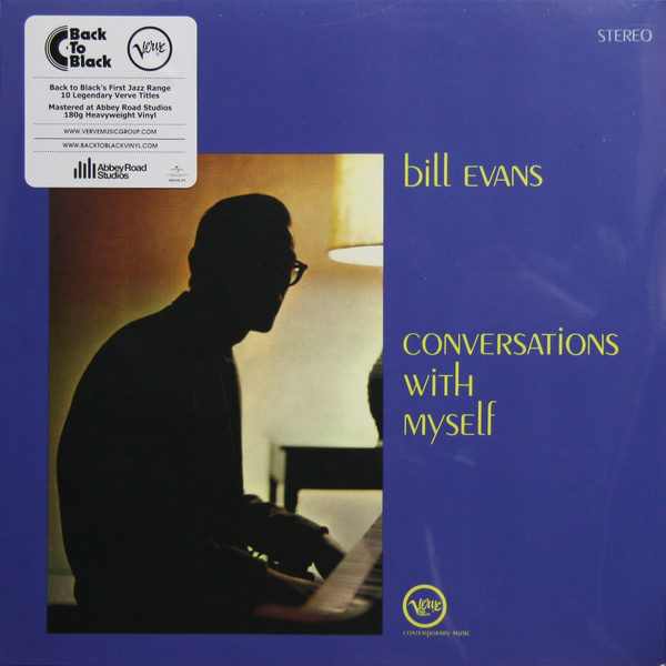 Bill Evans - Conversations With Myself (180 Gr)