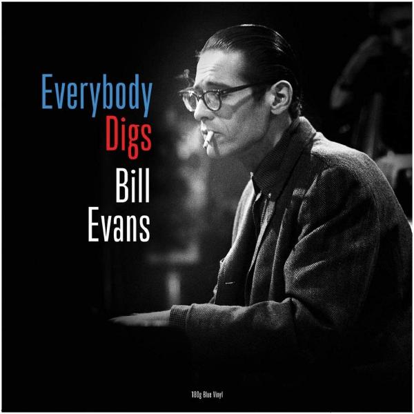 Bill Evans - Everybody Digs (180 Gr, Colour)
