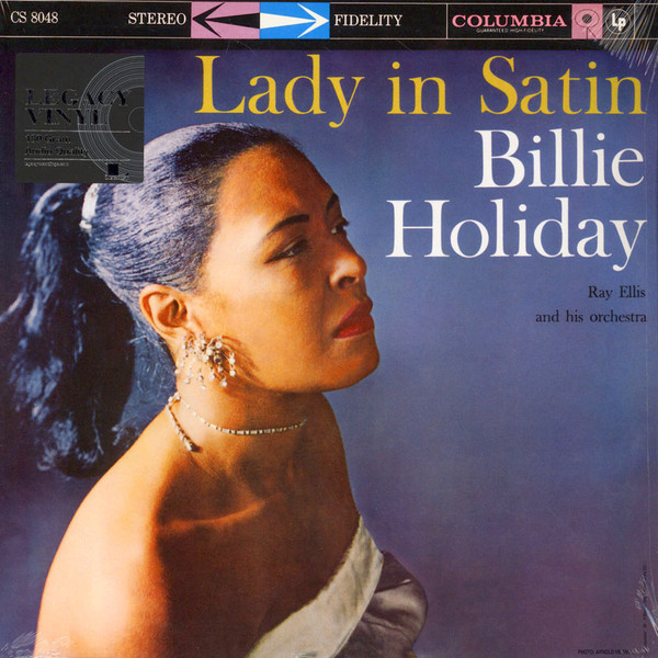 Billie Holiday Billie Holiday - Lady In Satin cd billie holiday the centennial collection
