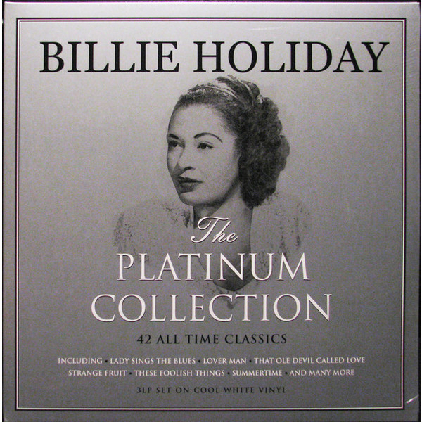 Billie Holiday - The Platinum Collection (3 Lp White Vinyl)