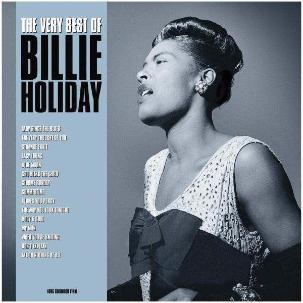 Billie Holiday - The Very Best Of (colour, 180 Gr)