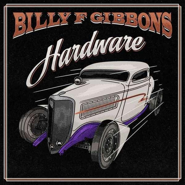 billy gibbons billy gibbons big bad blues Billy F. Gibbons Billy F. Gibbons - Hardware (colour)