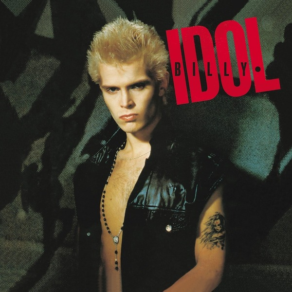 Billy Idol Billy Idol - Billy Idol av 121 pl 681 н мк
