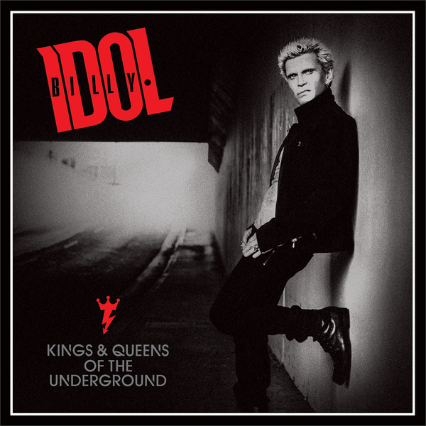 Billy Idol Billy Idol - Kings Queens Of The Underground (2 LP) футболка billy the kid