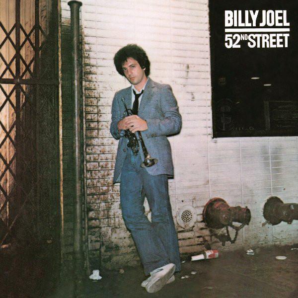 Billy Joel Billy Joel - 52nd Street billy reid поло