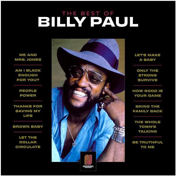Billy Paul Billy Paul - The Best Of Billy Paul billy ocean london