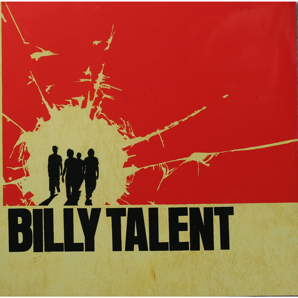 Billy Talent Billy Talent - Billy Talent майка print bar billy