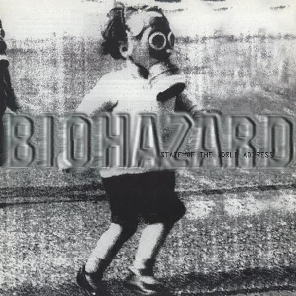 Biohazard - State Of The World Address (colour)
