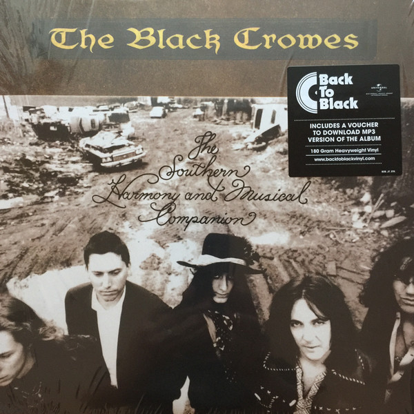The Black Crowes The Black CrowesBlack Crowes - The Southern Harmony And Musical Companion (2 LP) the black crowes the black crowes three snakes and one charm 2 lp