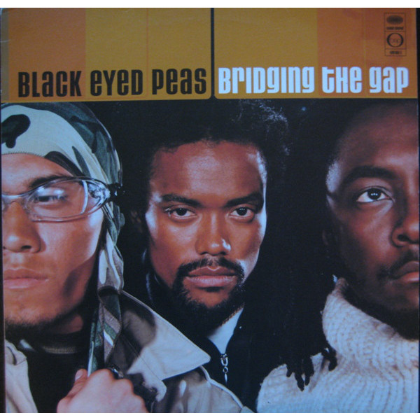 Black Eyed Peas Black Eyed Peas - Bridging The Gap (2 LP) the black crowes the black crowes three snakes and one charm 2 lp