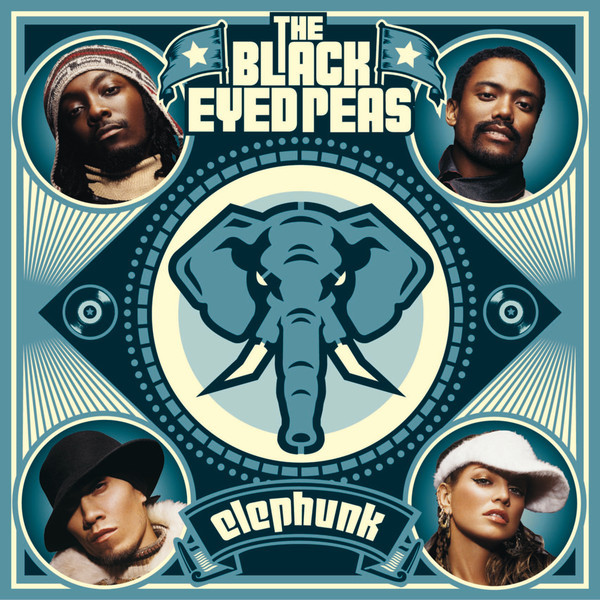 Black Eyed Peas Black Eyed Peas - Elephunk (2 LP)