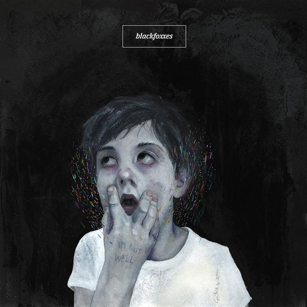 Black Foxxes Black Foxxes - I'm Not Well (2 LP)
