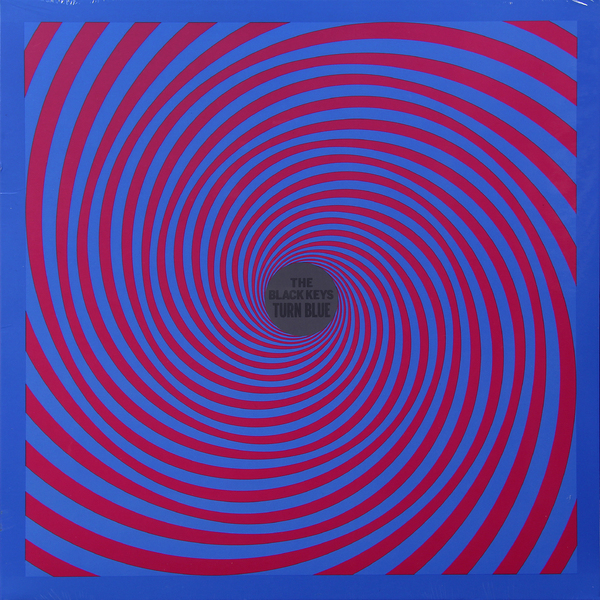Black Keys Black Keys - Turn Blue (lp + Cd) atoma lp cd