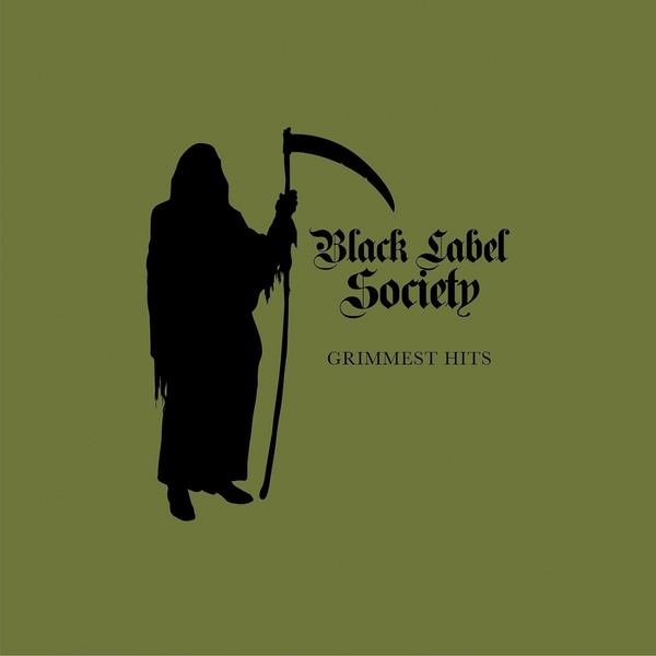 Black Label Society Black Label Society - Grimmest Hits (2 LP) 1pc new in box original c200h ps221 c200hps221 plc module