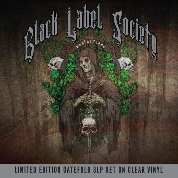 Black Label Society Black Label Society - Unblackened (3 Lp, Colour) razor black label r tec